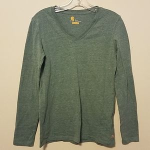 Carhartt Relaxed Fit Long Sleeve
